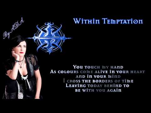Within Temptation - Say My Name Lyrics (HD 1080p)