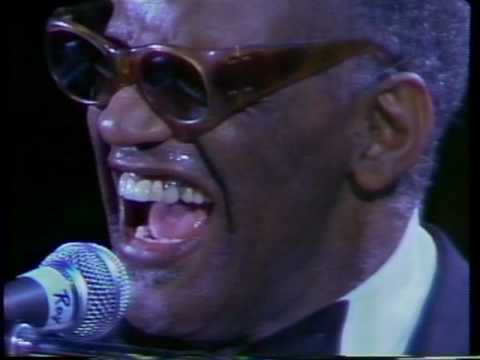 """RAY CHARLES """"I Can't Stop Loving You"""""""