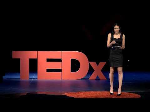 SGI member, sharing Nichiren Buddhism at TED talks