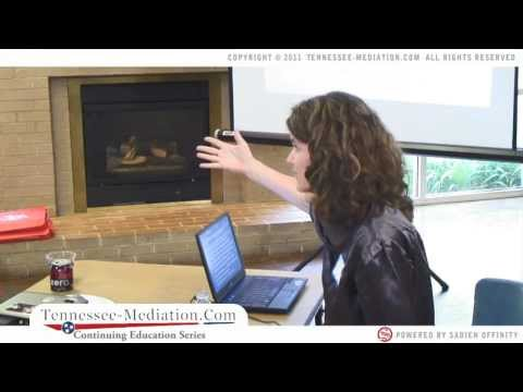Online Tennessee CLE & CME Preview: Dr. Kristina Gordon - Forgiveness in the Divorce Process