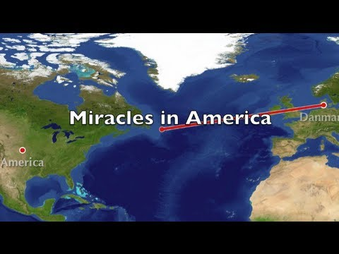 Miracles in America - see the lame healed, the deaf hear, demons cast out and disciples trained..