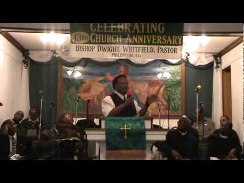 Guardian Initial Sermon Part Two.
