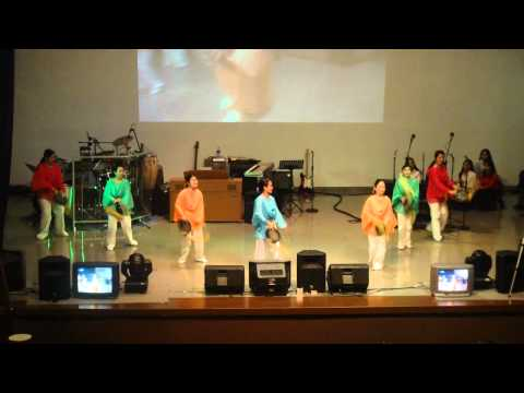 """Elyon Doulos IC-2 dancing """" I Give YOU Glory"""""""