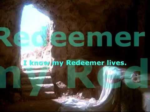 Redeemer by Nicole Mullen with Lyrics (I Know My Redeemer Lives)