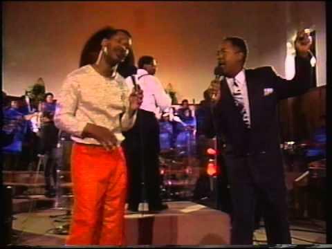 "Be With Me Jesus feat. Harvey Watkins, Jr. (VHS) - Melvin Williams,""Blackberry's Greatest Videos"""