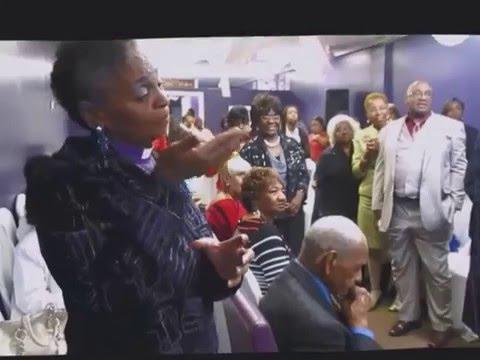 The Ordination of Prophetess Anna C Williams October 11, 2015