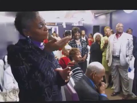 The Ordination of Prophetess Anna C Williams October 11, 2015