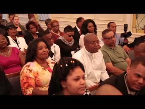 Evangelist Dr. Ethel Taylor Eulogizing Flemon Flower's Funeral Dec 2015