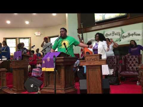 17-6-18 Mt. Enon Baptist Church Minister Jerrick McCall