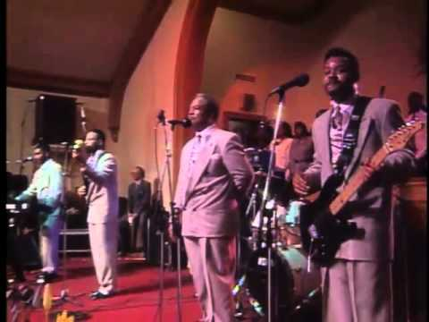 "He's There All The Time - The Canton Spirituals, ""Live In Memphis"""