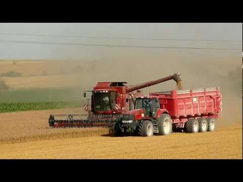 Ready for the big harvest 2012 ?