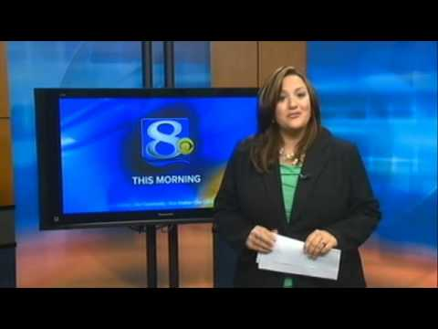 CBS WKBT News Anchor's On-Air Respsonse to Viewer Calling Her Fat (Oct. 2nd, 2012)