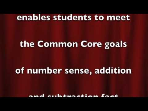 Common Core Lessons Math  - Musical Math Facts  by Sue Dickson (Sing, Spell, Read & Write)