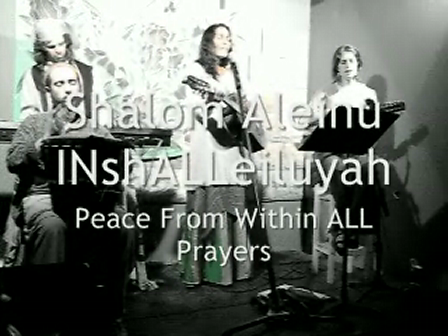 Peace Within All Prayer