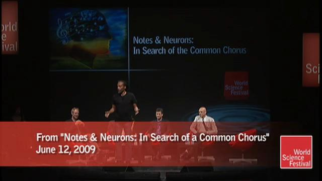 World Science Festival 2009: Bobby McFerrin Demonstrates the Power of the Pentatonic Scale