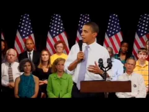 National Healthcare Forum President Obama Addresses Members of the O.F.A.