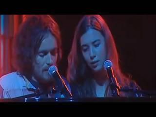 Damien Rice & Lisa Hannigan : Unplayed Piano ( Live Oslo) [Widescreen]
