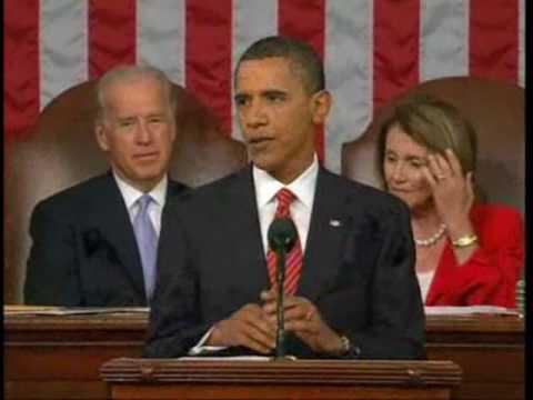 Obama Healthcare Speech before congress September 9 2009 part 4