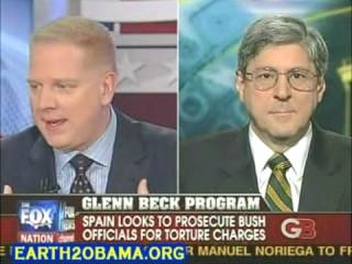 War Criminal Douglas Feith Expects Obama To Tell Spain Back Off On War Crimes Charges