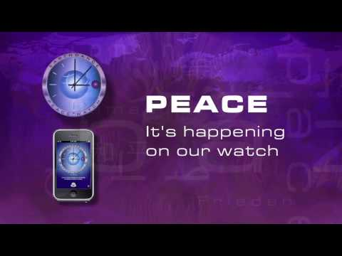 Earthdance Peace Watch promo