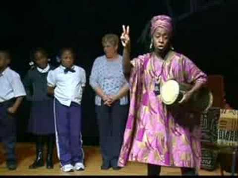 Imakhu's African Storytelling/Music Performance