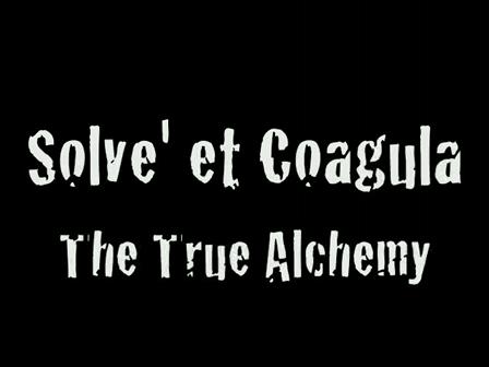 Solve' et Coagula