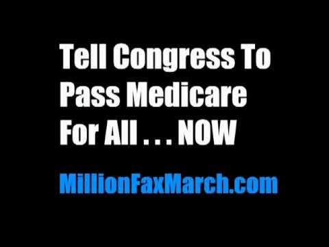 Million fax march Healthcare