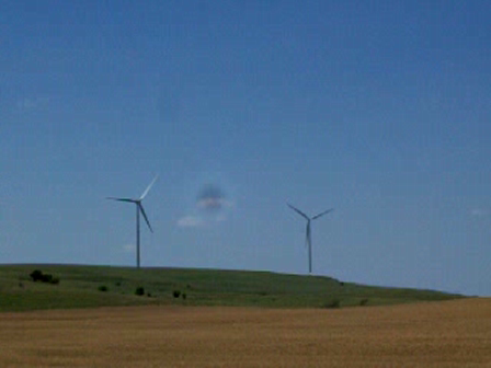 Giant Windmills!