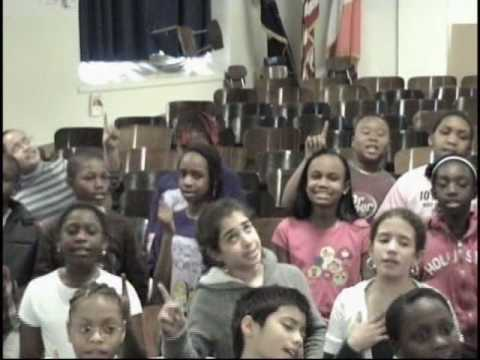 """PS22 Chorus covering """"ONE DAY"""" by Matisyahu"""