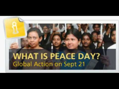 Building Peace Through Sustainability