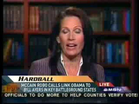 Michelle Bachmann Wacky Views on President Obama possessing Anti American Views