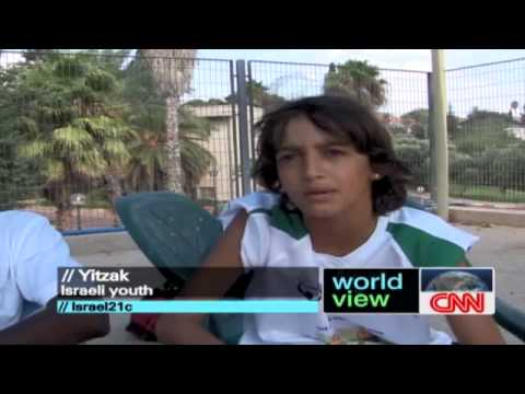 CNN airs ISRAEL21c story: A soccer camp for peace