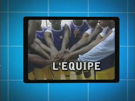 L'Equipe: Côte d'Ivoire (The Team - Ivory Coast)