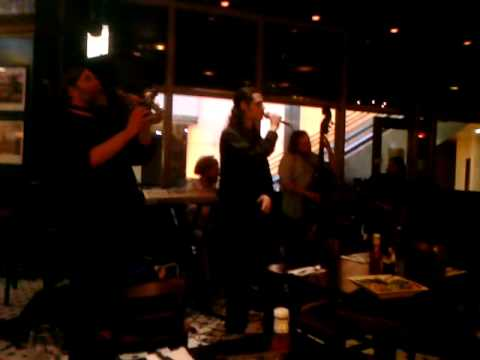Raw Footage from Jason Fraticelli's Improv Jam Session at the American Pub in Philly 5-13-2010