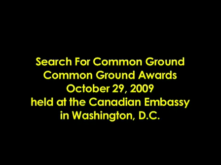The 2009 Common Ground Awards
