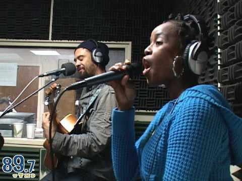 """Michael Franti - """"Say Hey (I Love You)"""" Live at WTMD"""