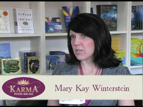 Spirit Guides with Mark Kay of Karma Psychic Boutique - Conscious Content TV (Ep5)
