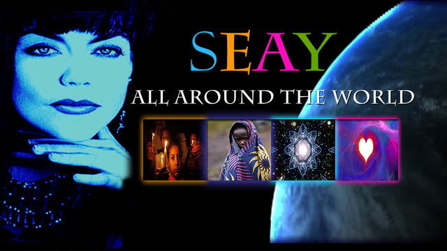 All Around The World - Peace on Earth By Seay