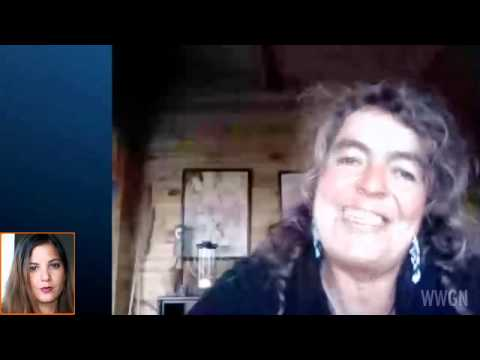 WWGN Maya interviews Sabine Lichtenfels from Tamera
