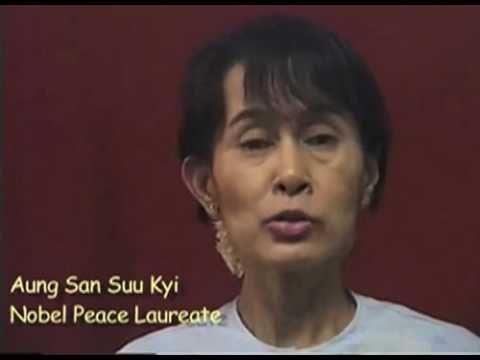 Aung San Suu Kyi demands release of political prisoners