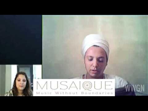 WWGN_Sarit Maor Simrit Kaur - Editor of Children of Liberty - song for Egypt