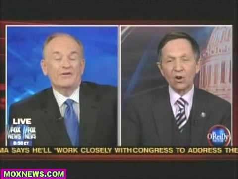Withdraw from Afghanistan now would be a wise foreign policy move.Fox News O'Reiley is clueless on Foreign Policy. Debates Kucinich