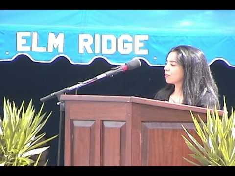 Michelle Rosado - Elm Ridge Speaking Highlights
