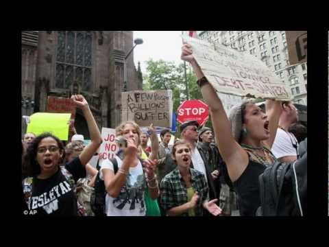 Occupy Wall Street Protesters Police Brutality