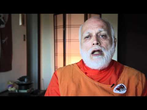 Occupy Wall Street: Interview with a Yogic Monk Activist who was arrested in NYC