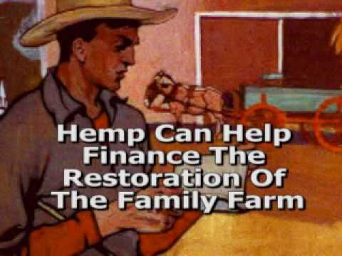 Lend A Hand To The Farmers - End Hemp Prohibition - Support Farm Aid