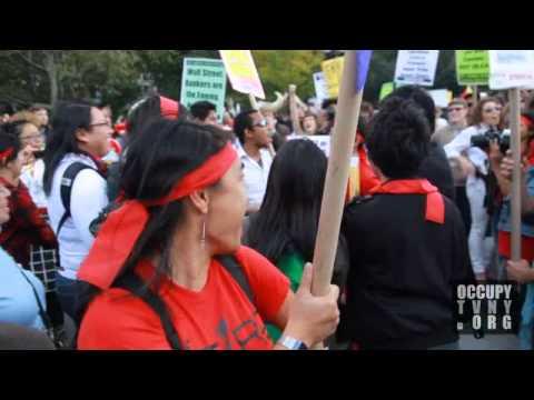 Occupy Wall Street - October 15