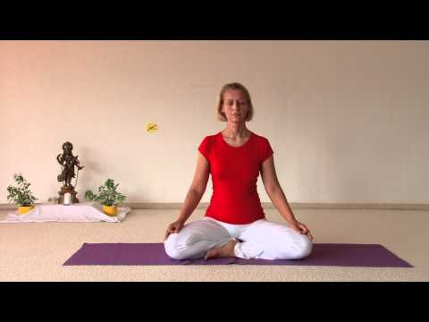 Meditation on the breath in your Nostrils