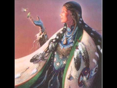 See The Woman ~ Poetry by John Trudell