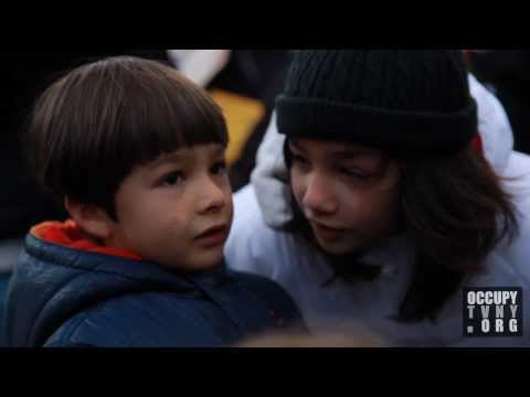 The Children's General Assembly - Occupy Wall Street